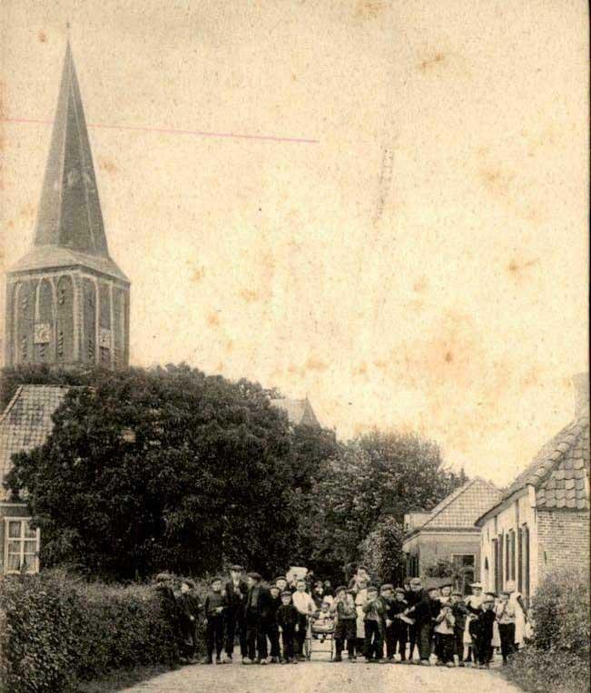 Hengelo Bleekstraat en Remigiuskerk