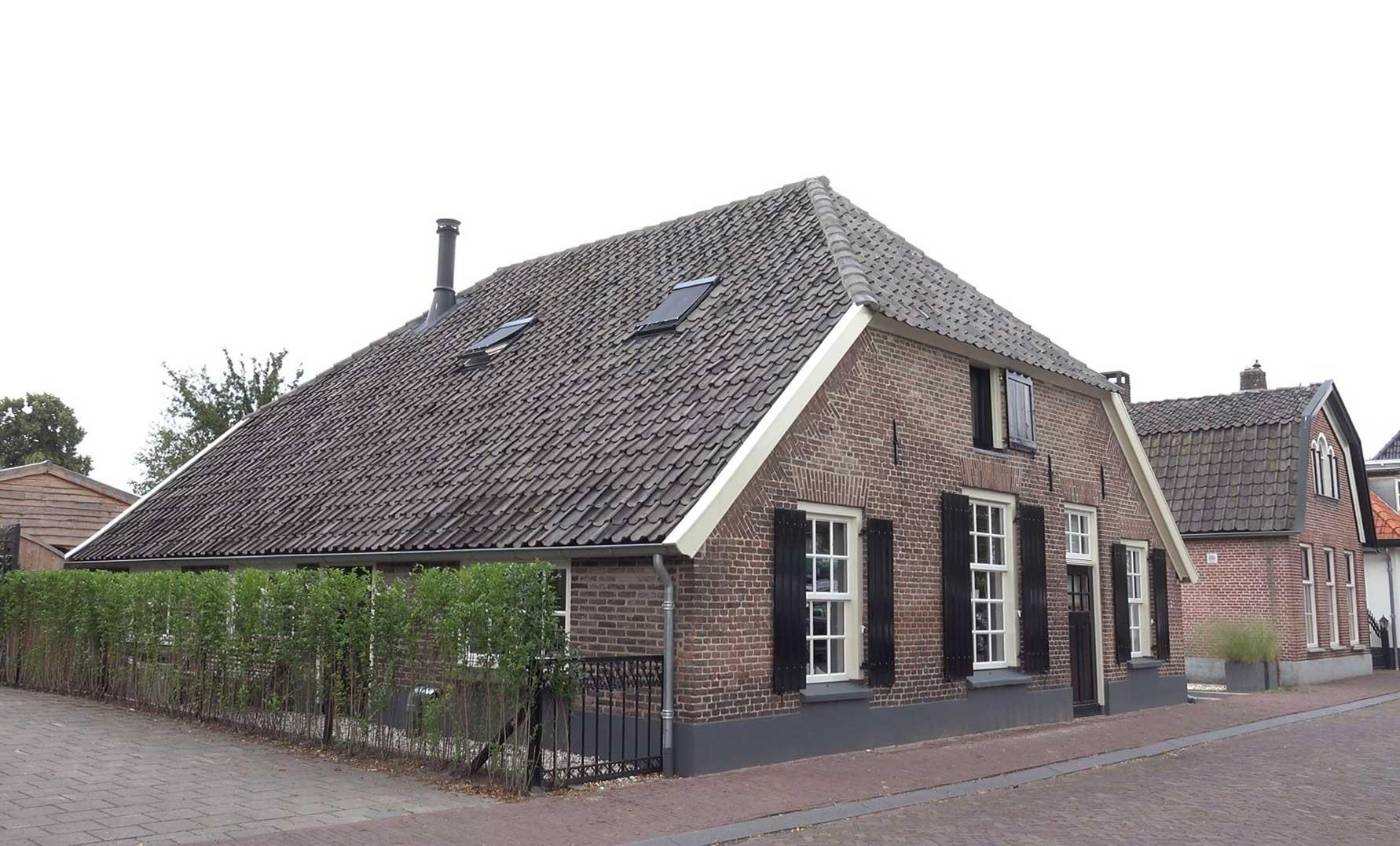 Vorden Kerkstraat 19 Boerderij