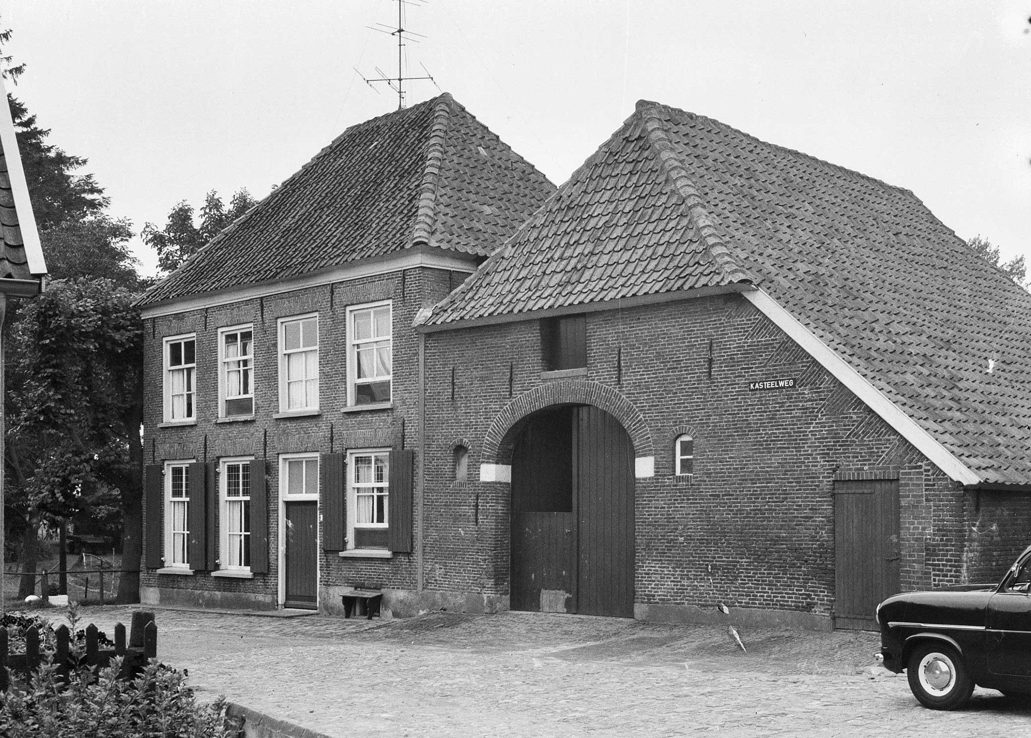 Bronkhorst Kasteelweg 2 Boerderij