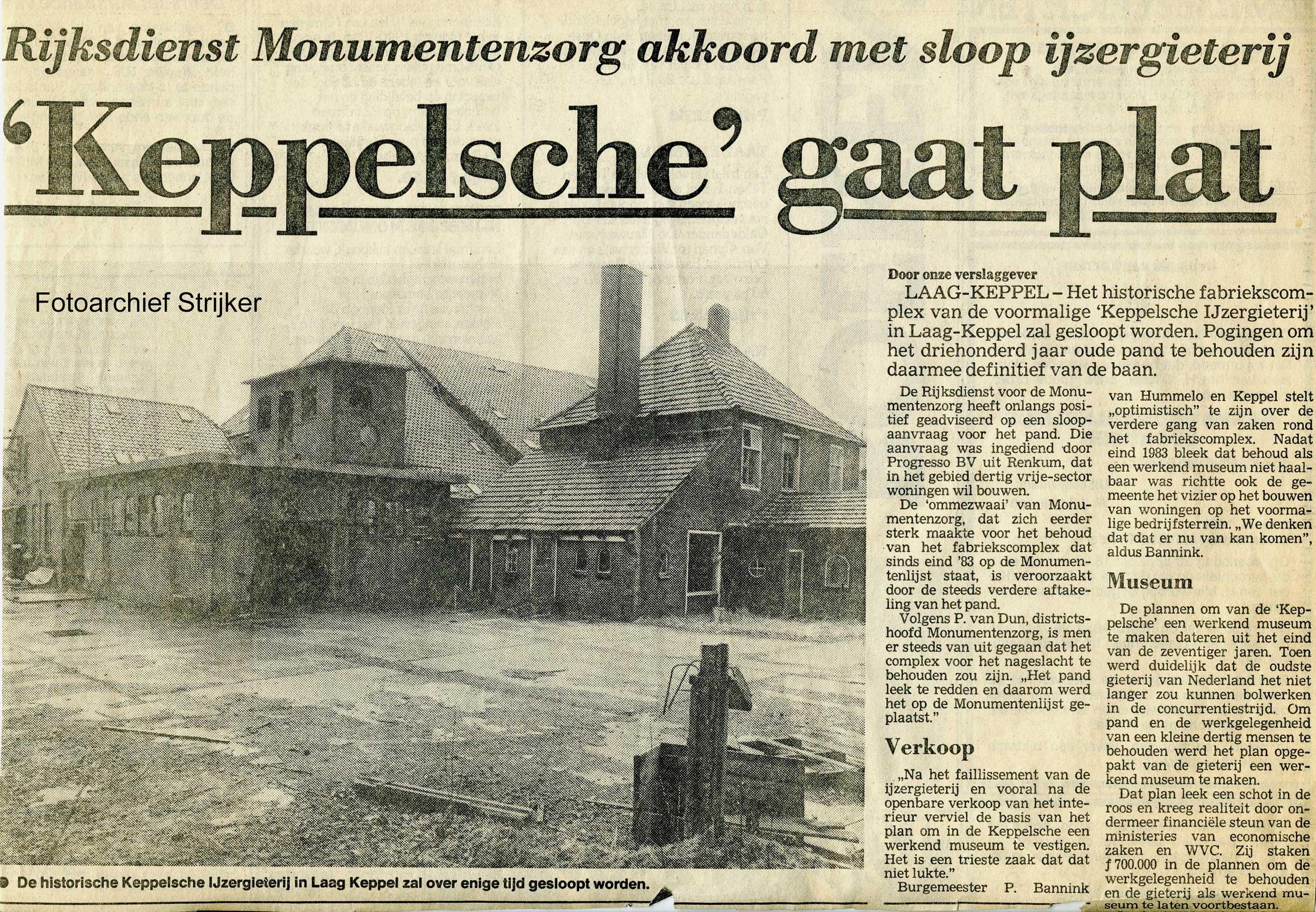 Laag-Keppel Rijksweg